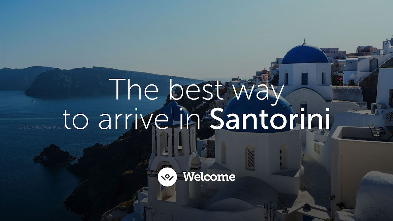 How To Get From Santrorini Old Port To Fira Compare