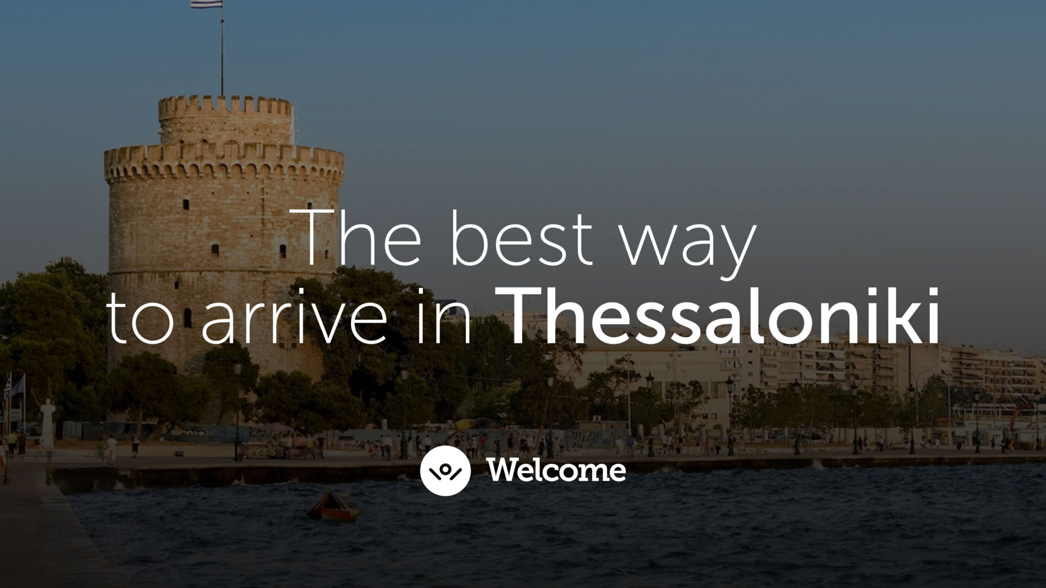 how to get from thessaloniki to athens