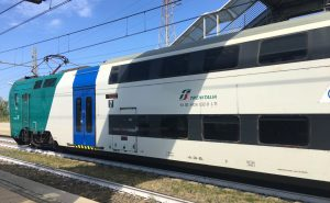 Rome Airport to City - Local Train