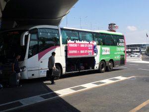 Rome Airport Bus - Terravision