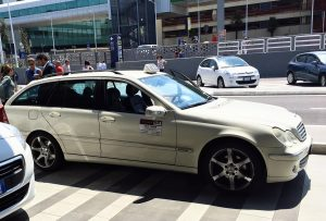 Rome (FCO) airport taxi
