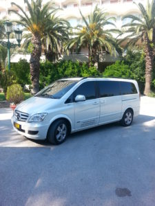 Thessaloniki Airport Transfer - Mini Van