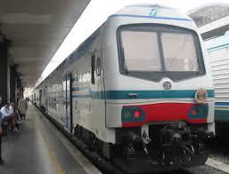 train rome