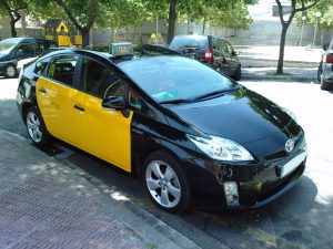 Find all the information you might need for taxi from Barcelona airport to city