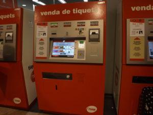 Barcelona Airport Metro - Buy Tickets