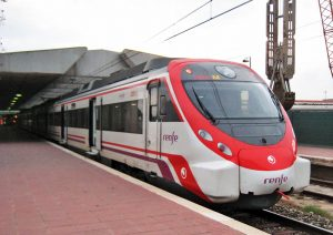 Barcelona Airport Train - Renfe