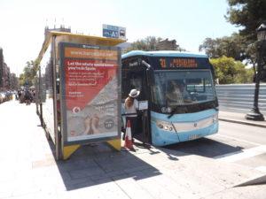 Barcelona Airport Bus - AeroBus