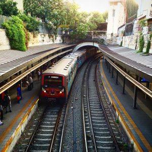 Metro from Athens Airport to Piraeus port