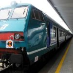 Train from Ciampino airport to city center