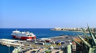 Rafina Port Welcome Pickups