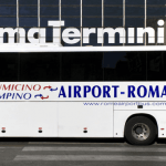 Ciampino airport bus to Rome City