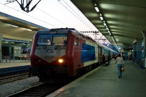 Thessaloniki Train Station