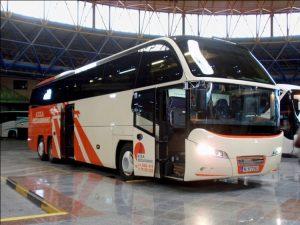 Thessaloniki suburban bus (ktel) to Katerini