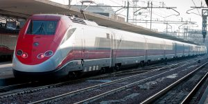 Train from Fiumicino airport to Civitavecchia port