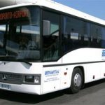 Bus from Ciampino airport to Ciampino railway station