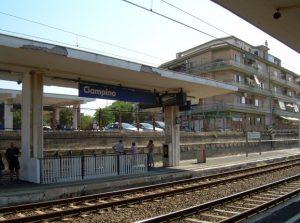Ciampino railway station