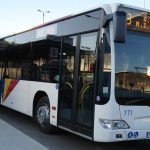 Thessaloniki airport bus to city