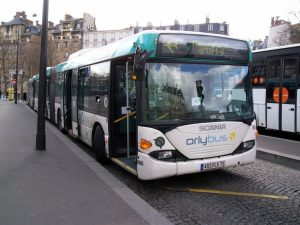 Orly Airport Bus