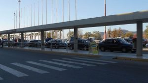 Taxis at Chania International Airport