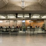 CDG airport RER train ticket counters