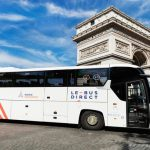 bus from cdg to paris