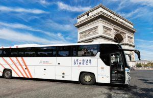 how to get to paris airport from city centre