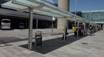 Airport Bus Stop to Montserrat