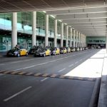 Taxis from Barcelona airport to Montserrat