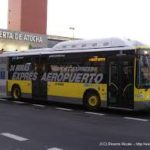 airport express bus madrid