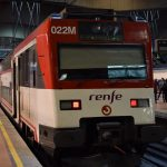 madrid airport renfe train
