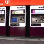 renfe train ticket machines