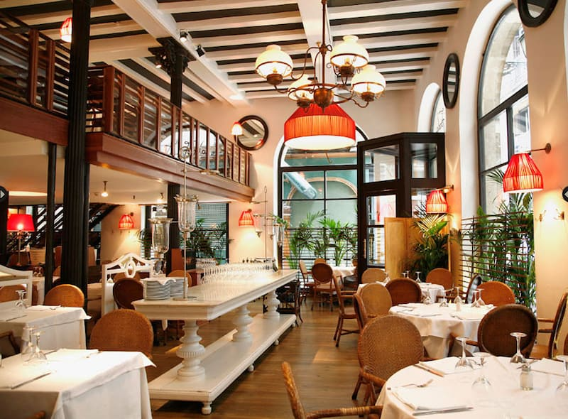 Best Restaurants in Barcelona - La Fonda
