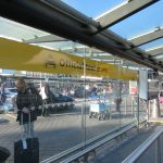 ams airport taxi ranks welcome pickups