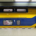 ams airport train