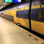 Train from Amsterdam Airport to Rotterdam