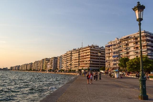 thessaloniki road
