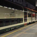 milan airport malpensa express to milan city centre