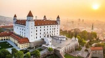 Bratislava welcome pickups