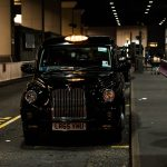 Heathrow airport traditional black cab