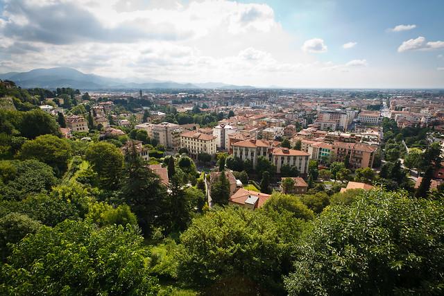 Bergamo Milan