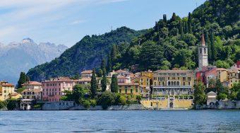 Lake Como-Milan