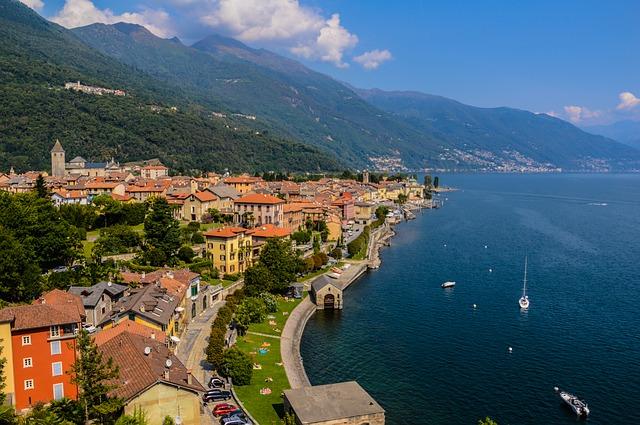 Lake Maggiore Milan