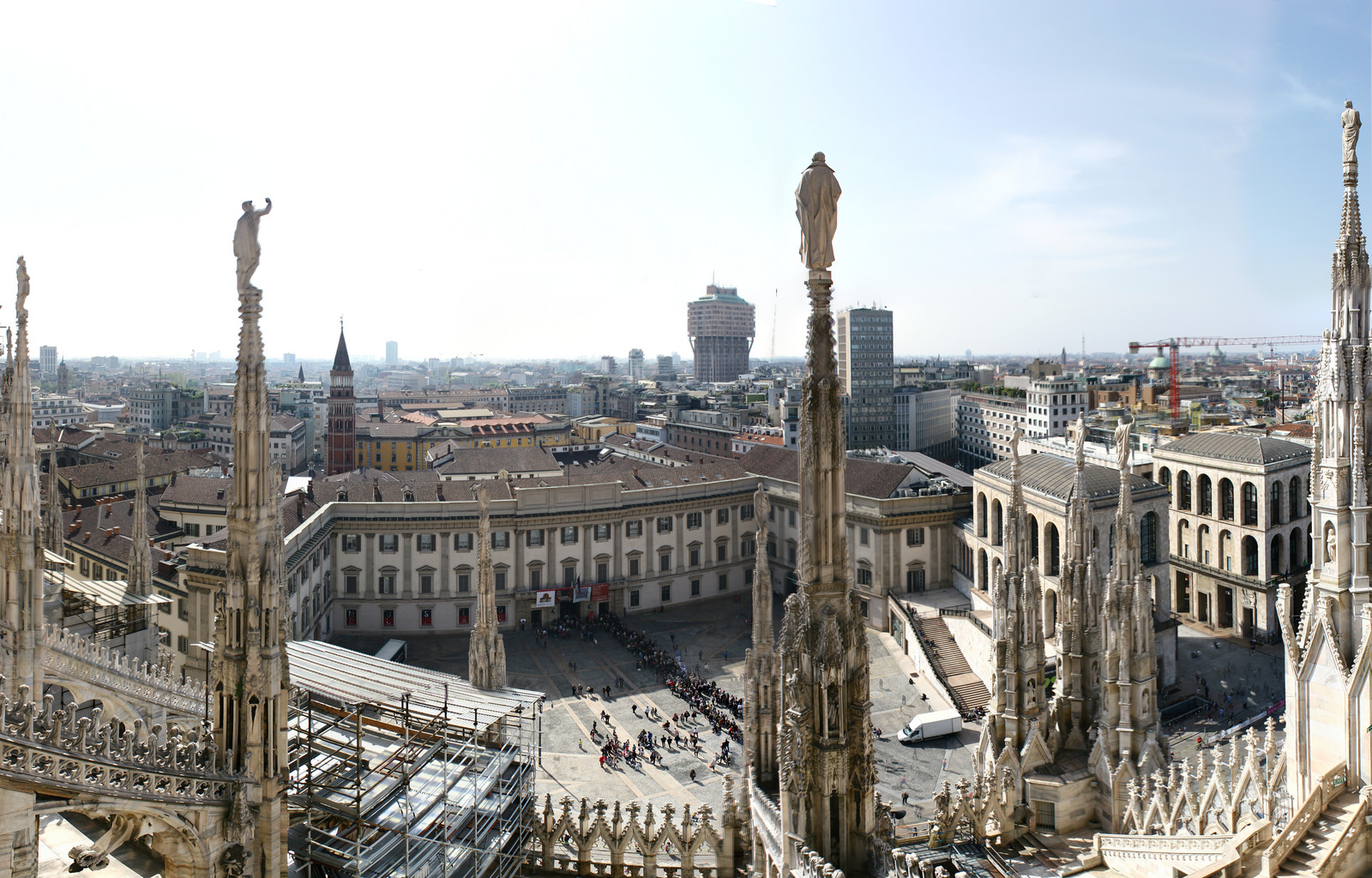 Milan Panoramic