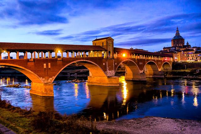 Pavia-Milan