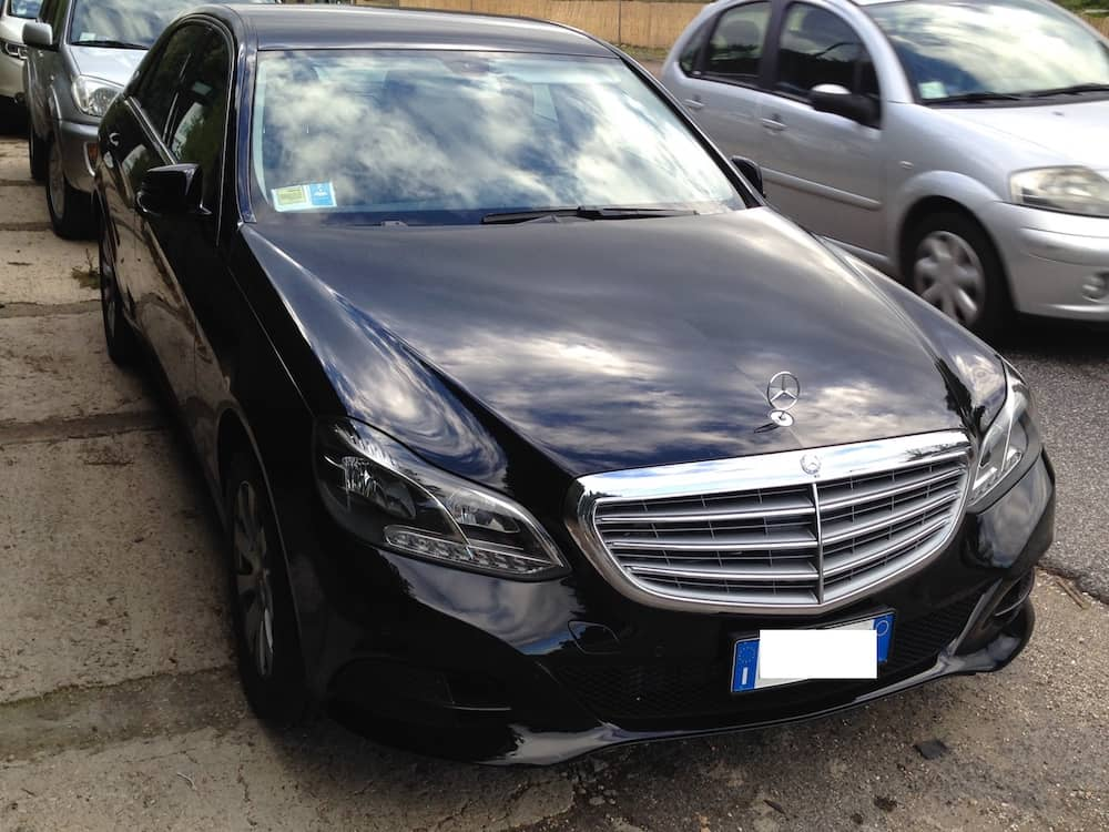 Transfer from Ciampino airport