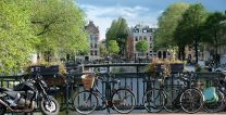tour amsterdam on bike