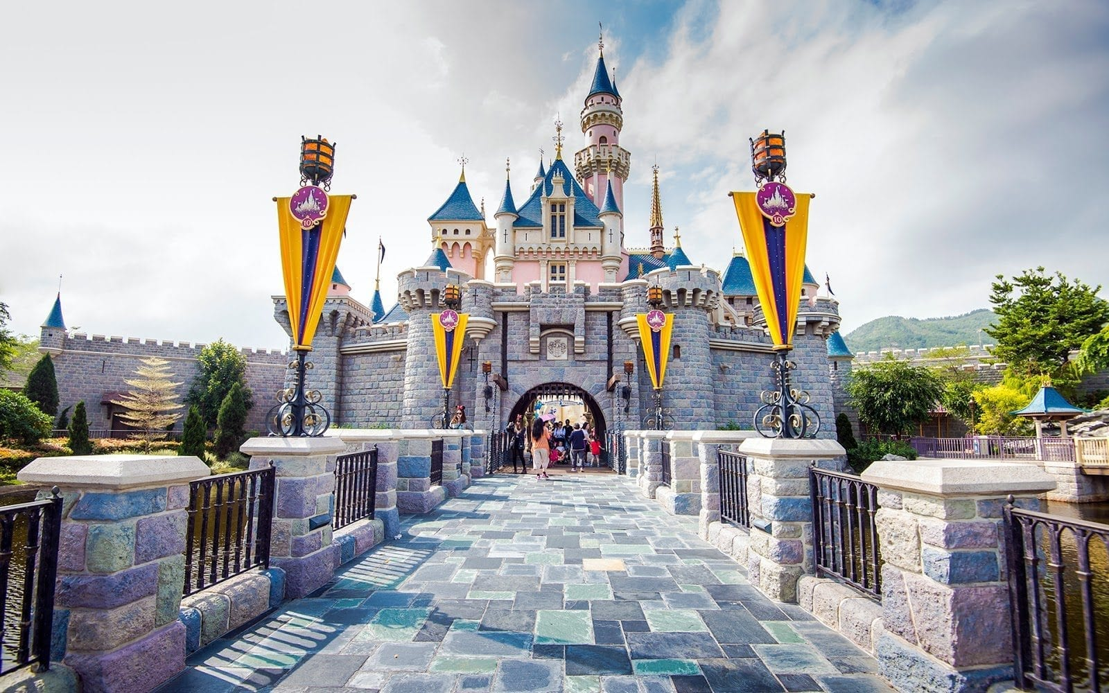 Transfer Options From Hong Kong Airport To Disneyland