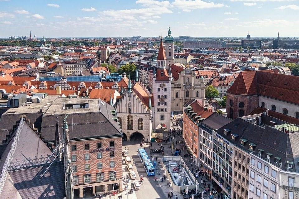 Transferoptionen Vom Flughafen München In Die Stadt