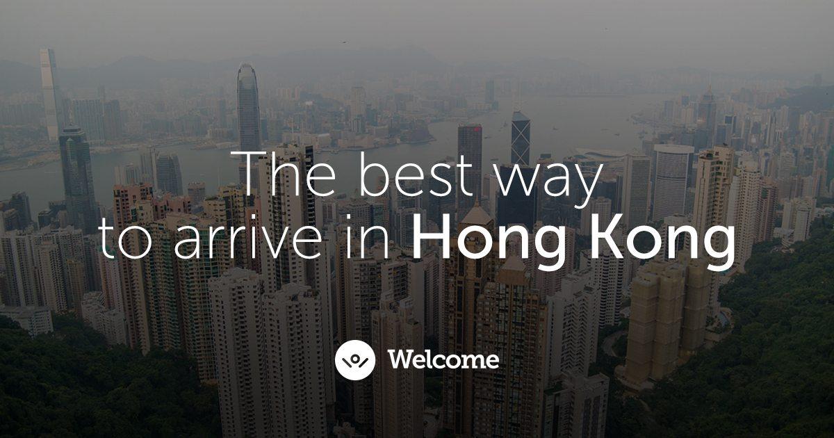 Hong Kong - Welcome Pickups