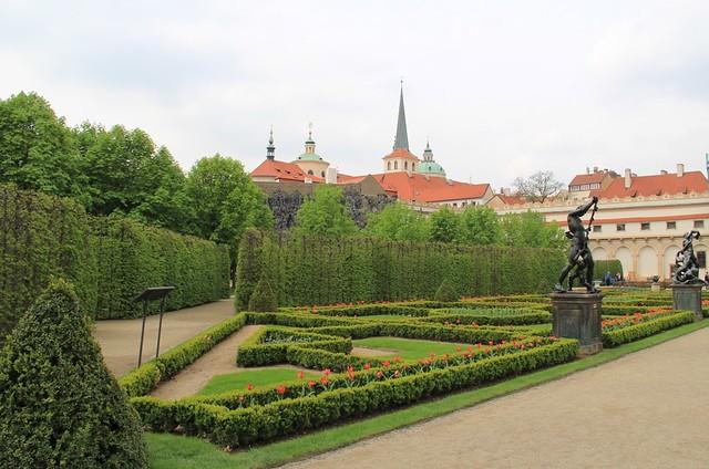 Wallenstein Gardens
